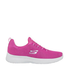 Zapatos grises con velcro Skechers para mujer GQk1pdDFtw