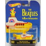 Hot Wheels Retro - The Beatles Yellow Submarine 2018!