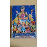 Antiguo Album De Blancanieves Y Los 7 Enanos 94