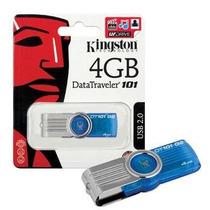 Pen Drive Kingston 4gb Dt101g2 Usb 2.0