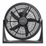 Ventilador Turbo Semi Industrial Piso Pared 20 Pulgadas Axel