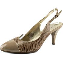 Bandolino Bombas Nekesh Imitación De Cuero Zapatos De Los T