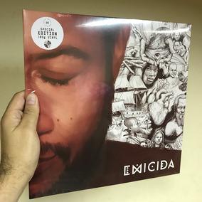 Lp Emicida Sobre Crianças Quadris Pesadelos E Lições Vinyl