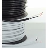 Cable Redondo Lamparas Colgantes Blanco O Negro