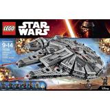 Lego 75105 Star Wars Millennium Falcon Marca Original