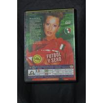 Dvd Xxx 1022 Futbol Y Sexo Sandra G, Andrea Moranti / Mario