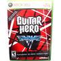 Guitar Hero Van Halen ! Para X- Box 360 - Minijuegosnet