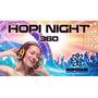 Ingresso Hopi Night 360 2016