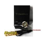 Cargador Blackberry Carro / Vehiculo (inv. Alnimed)