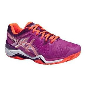 Zapatillas Asics Resolution 6 Tenis Padel All Court/clay