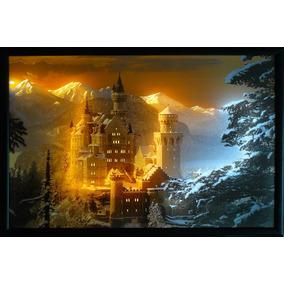 Cuadro Iluminado Castillo Neuchwanstein