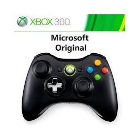 Controle Xbox 360 Wireless S/ Fio 100% Original Microsoft