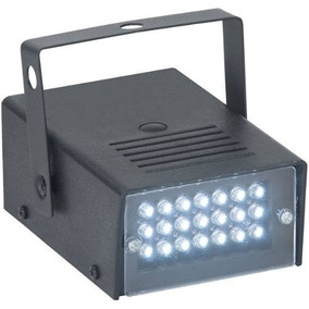 Luces De Miniteca Mini Estrobo Led Flash 35w