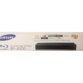Samsung Blu-ray Disc Player/dvd Player Bd-j5100