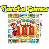 Mario Party The Top 100 Nintendo 3ds Fisicos Caja Cerrada