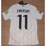Camisa Corinthians Campeão Mundial Japão 2012 Emerson Sheik