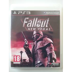 Fallout New Vegas Para Ps3 Mídia Física Original Perfeito
