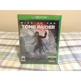 Rise Of The Tomb Raider Xbox One Nueva