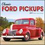 Clásico Camionetas Ford Calendario 2017 Calendario ~ Deluxe