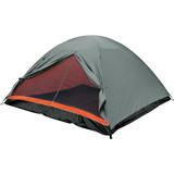Barraca Camping Dome 6 Lugares Premium Com Cobertura