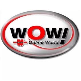 Software Wow Wurth Online World 2018