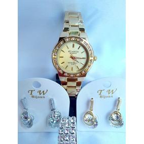 1f6490c9e8c Bijuteria Em Aço E Nox - Relógios De Pulso no Mercado Livre Brasil