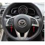 Kit Embellecedor Volante Mazda 3 Mazda 6 Cx5 A Tono