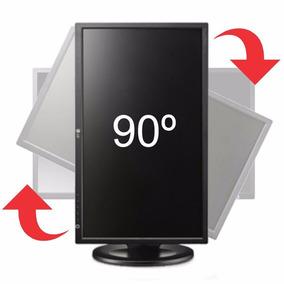 Monitor Led 20 Pol Ajustável 90º Positivo + Brindes
