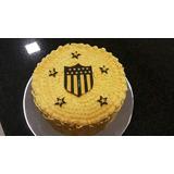 Torta Peñarol. Con Volcán De Regalo