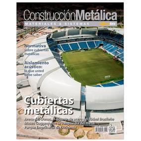 Revista Construcción Metálica Suscripción Por 1 Año