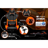 Silla Gamer Cougar Armor Pc Playstation Xbox Nintendo