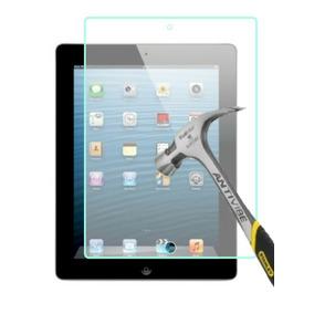 Película De Vidro Temperado 9h Tablet Apple Ipad 2 3 4