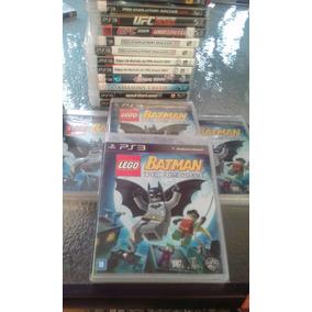Ps3 Lego Batman The Videogame Míd Física Lacrado