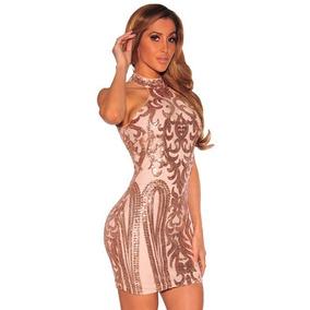 Vestido De Fiesta Importado!!!!