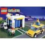 Lego 1255 Lavado De Coches Shell Envío Gratis