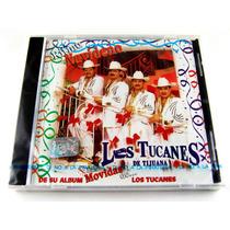 Los Tucanes De Tijuana Ritmo Navideño Cd Promo Nuevo Ed 1999