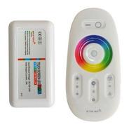Controladora Led Rgb Touch Tactil Radio Frecuencia Rf 18a