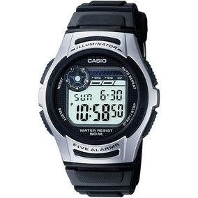 0178a872feb Rel Gio Casio W 213 1avdf - Relógio Casio Masculino no Mercado Livre ...