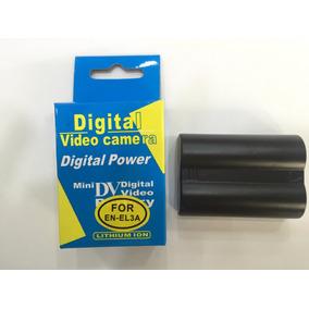 Bateria En-el3 / En-el3a Para Nikon D50 D70 D100 D100 Slr