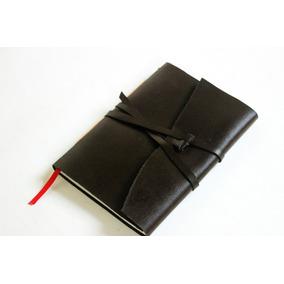 Caderno Artesanal Diário De Dom Pedro Com Pauta