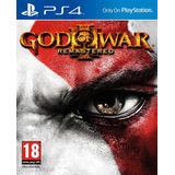 God Of War 3 Ps4 (disco)