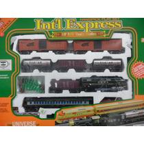 Tren Clasico Universal - 449 Cm De Pista (160440) A Pila