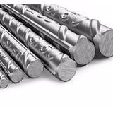 Vergalhão Aço Ca50 - 16, 20 E 25mm / 5/8, 3/4 E 1 (kg)