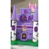 Castelo Princesas - Lilás - Em Eva