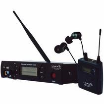 Ponto Eletrônico Digital Lyco Pe-640pro In Ear Retorno