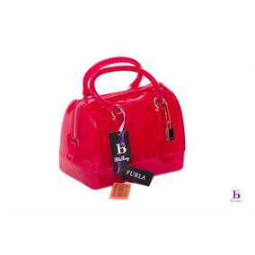 Baul Furla Rosa Para Mujer. Blubag
