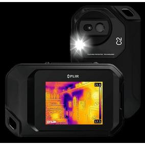 Câmera Termográfica De Bolso 4.800 Pixels - Flir