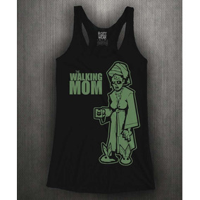 The Walking Dead Blusa Tank Top Tirantes Envío Gratis
