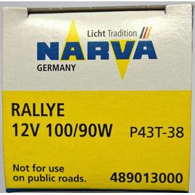 Rally Narva H-4 12v 100/90w (philips Tecnologia)