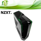 Nzxt Phantom Full Tower Case Gamer E-atx Atx Negro Verde